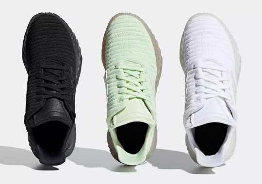 A Trio Of adidas Sobakov Releases Are Coming On November 14th