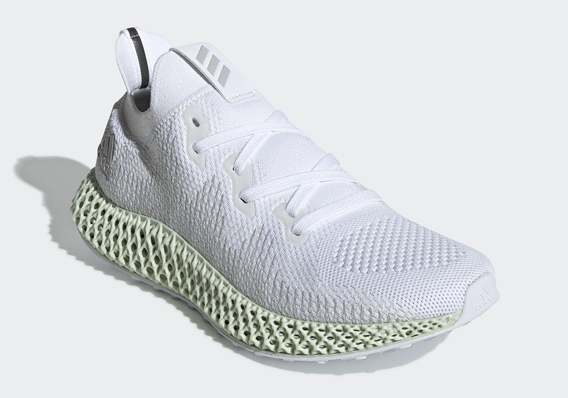 adidas Alphaedge 4D Shoes White | adidas Australia
