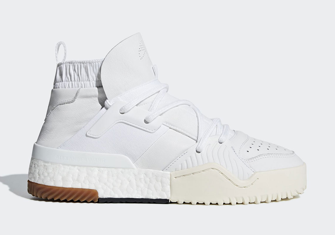 size 40 632ad c76a4 adidas x AW Bball Release Date November 14th, 2018 250. Color WhiteWhite White Style Code F35296