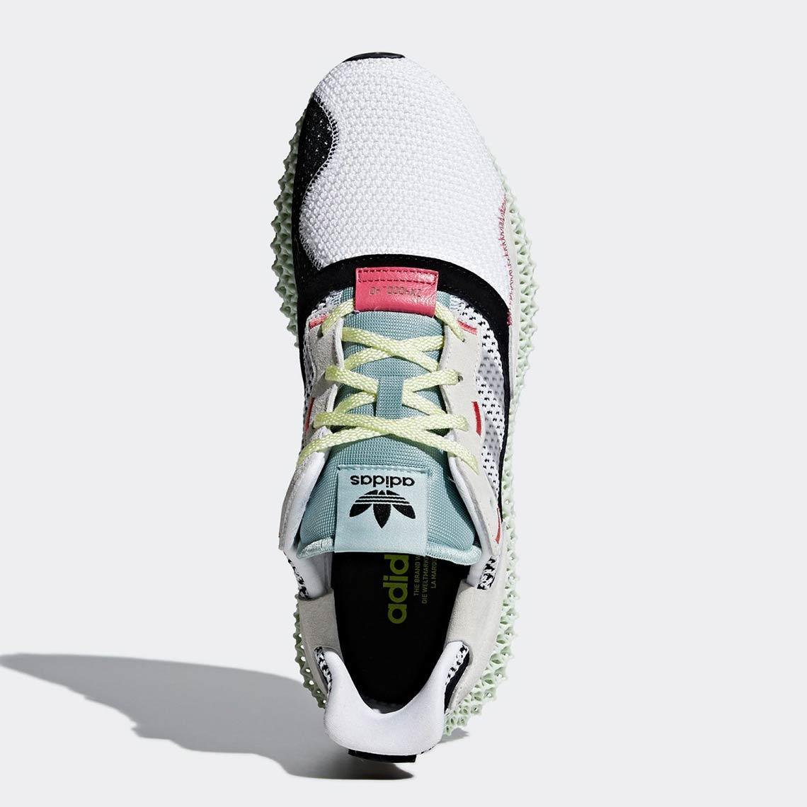 Adidas Consortium Zx4000 4d B42203 Release Date