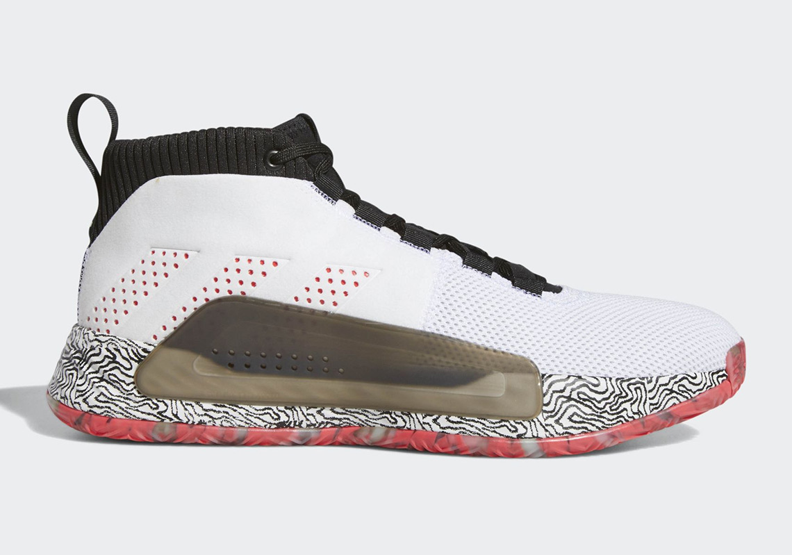 super cute db9a6 0b772 The adidas Dame 5 Is Releasing February 2019