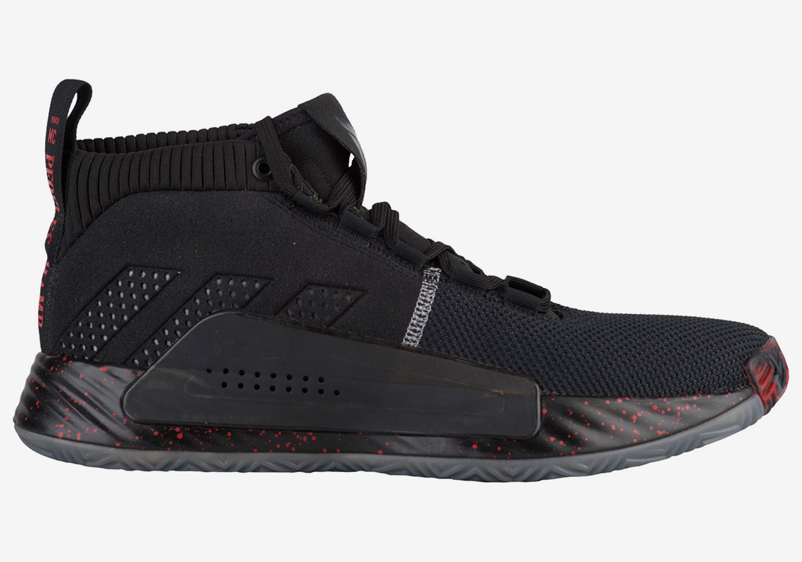 sports shoes 40fcd a6eb3 adidas Dame 5. Release Date February 2019