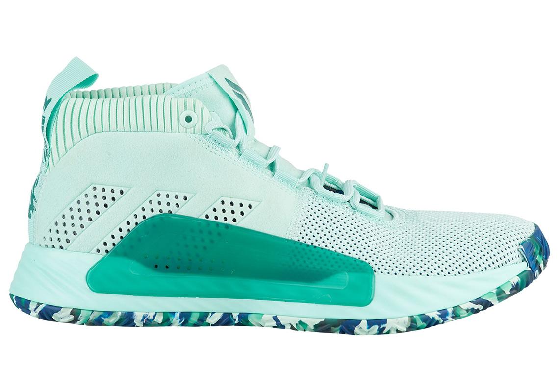Damian Lillard adidas Dame 5 Release Info |