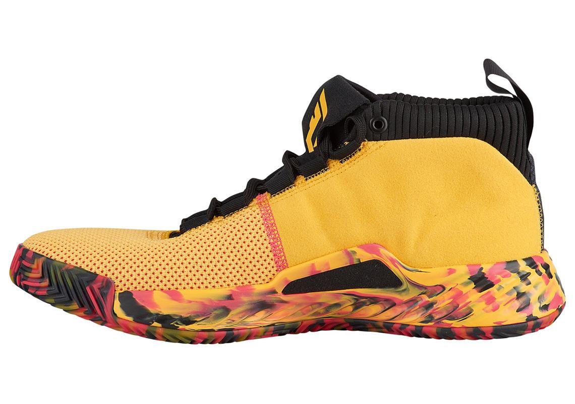 Damian Lillard adidas Dame 5 Release