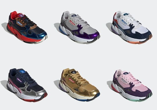 The adidas Falcon December 2018 Buying Guide