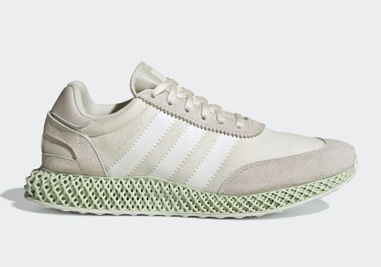 First Look At The adidas Futurecraft 4D-5923 In Cloud White