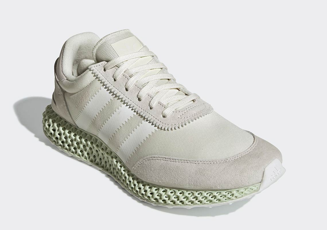 new product ed7fa 58d9f adidas Futurecraft 4D-5923 350. Color Running WhiteCloud WhiteGrey  Style Code G28389