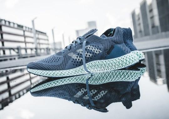 The adidas Consortium Futurecraft 4D In Onix Grey Is Releasing