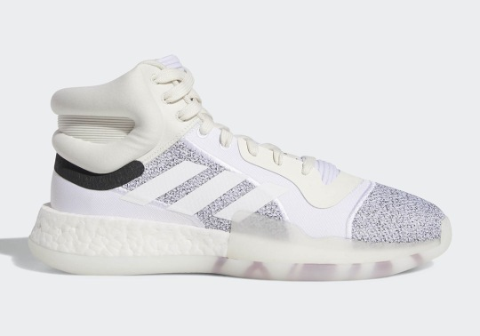 The Next adidas Boost Basketball Shoe, The Marquee Boost, Is Coming Soon