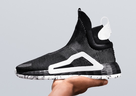 adidas Hoops Unveils The N3XT L3V3L, Marquee Boost, And Pro Vision