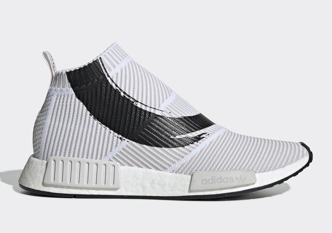 """136e9e1df adidas Brings Back The NMD City Sock With """"Koi Fish"""" Edition"""