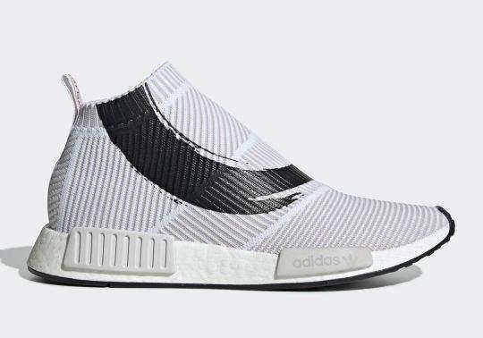 "adidas Brings Back The NMD City Sock With ""Koi Fish"" Edition"
