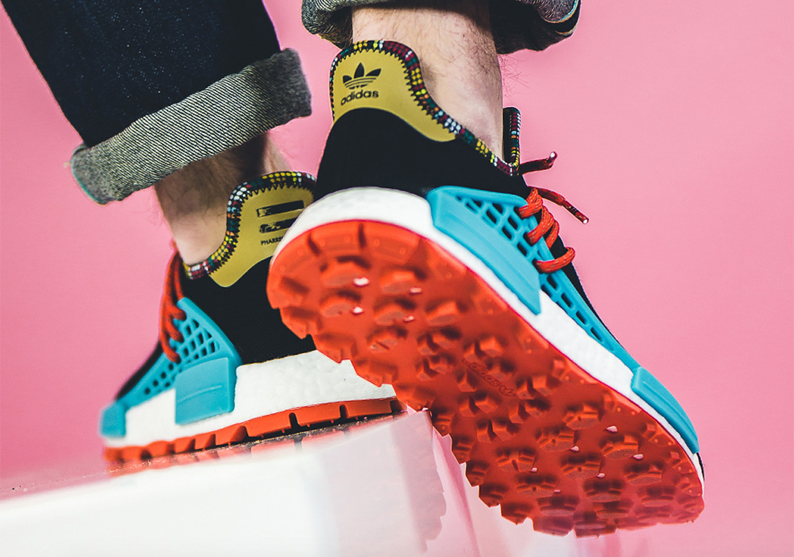 "0799cebde Pharrell x adidas NMD Hu ""Inspiration Pack"" Release Date  November 10th"