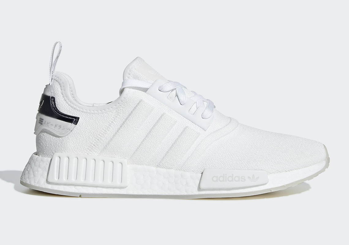 "more photos 86b20 5a97e Another adidas NMD R1 ""Triple White"" Is Coming Soon"