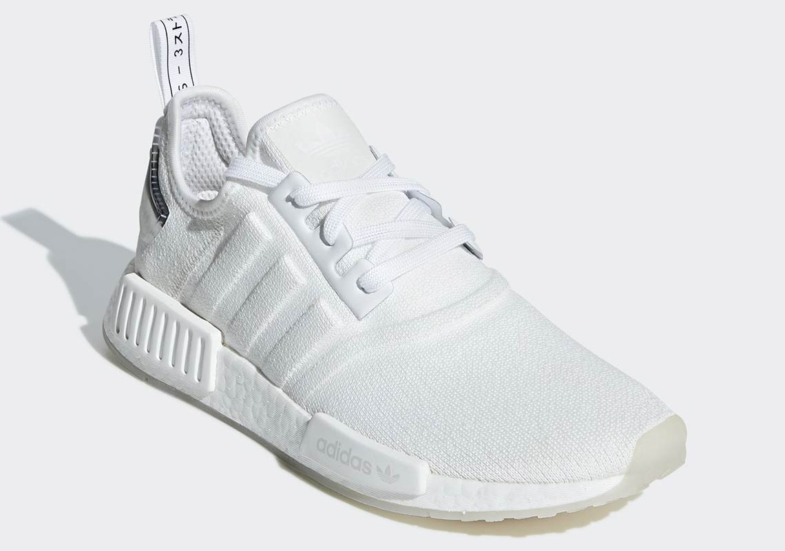 differently 88fba 21bda adidas NMD R1 Triple White AO8979 Release Info   SneakerNews.com