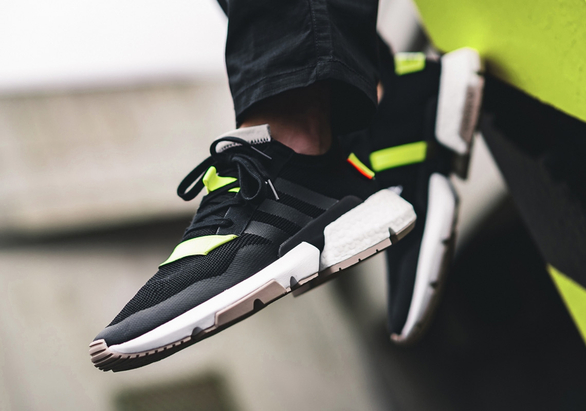 "8c93e2ebfa2c adidas POD s3.1 ""Traffic Warden"" Releases This Week"