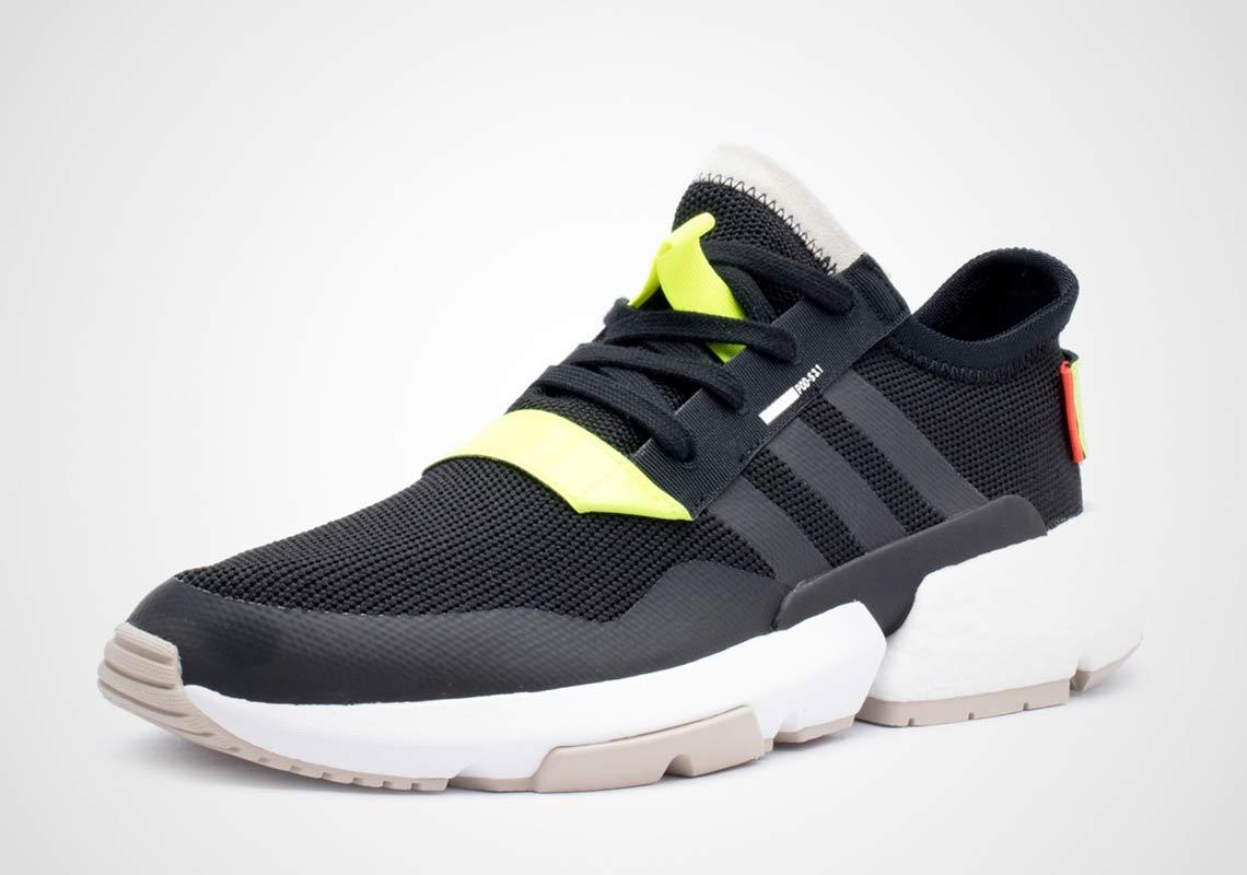 Comienzo miseria corriente  adidas POD s3.1 Traffic Warden Release Date | SneakerNews.com