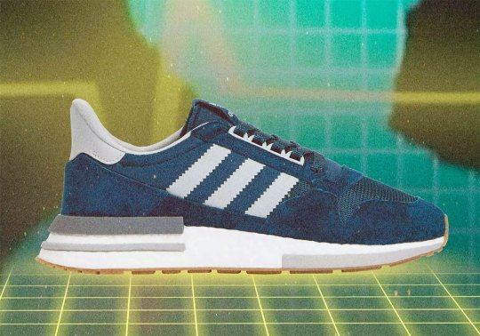 Sneakersnstuff To Release A Retro-Themed adidas ZX500 RM