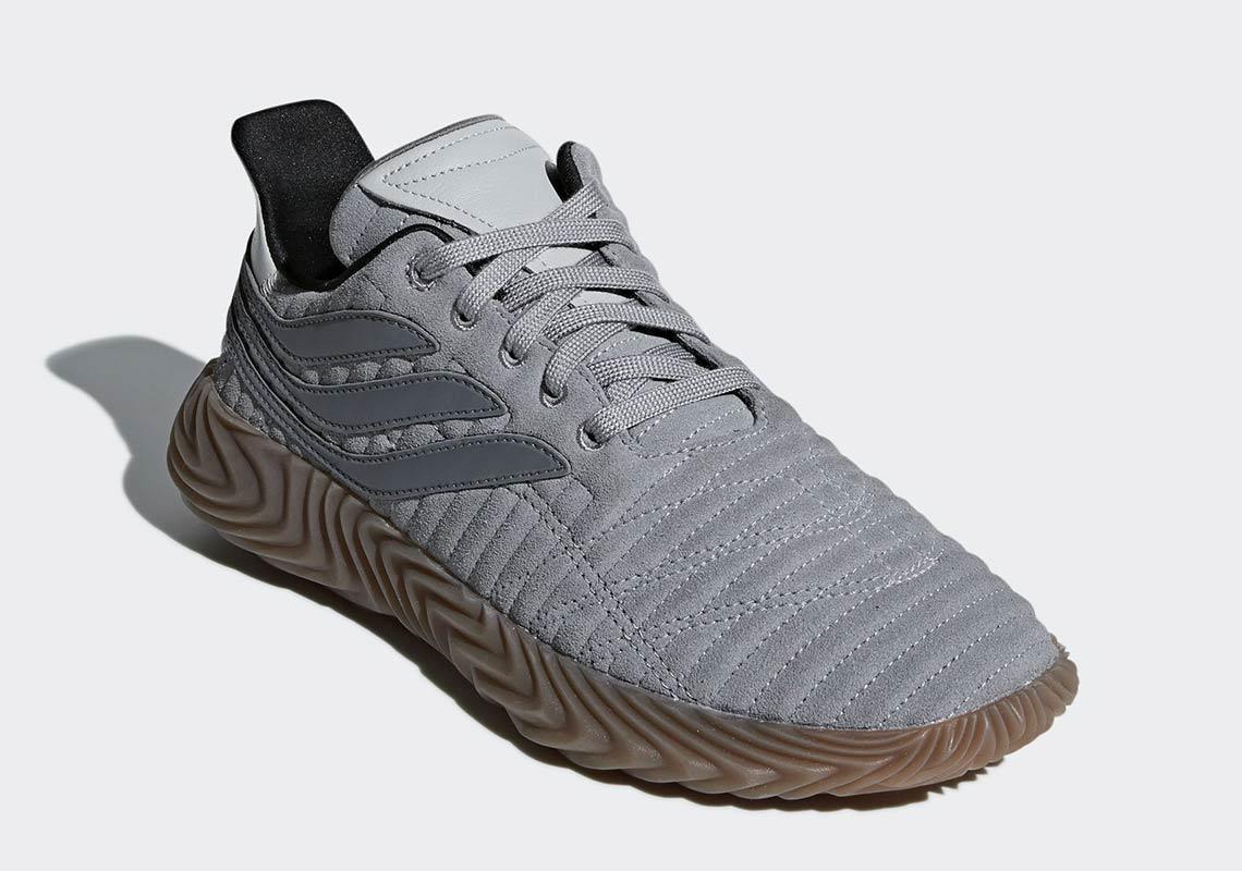 adidas Sobakov Grey Suede D98152 Store