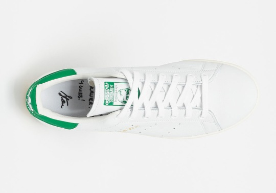 """adidas Honors The Best-Selling Stan Smith With """"Stan Forever"""" Edition"""