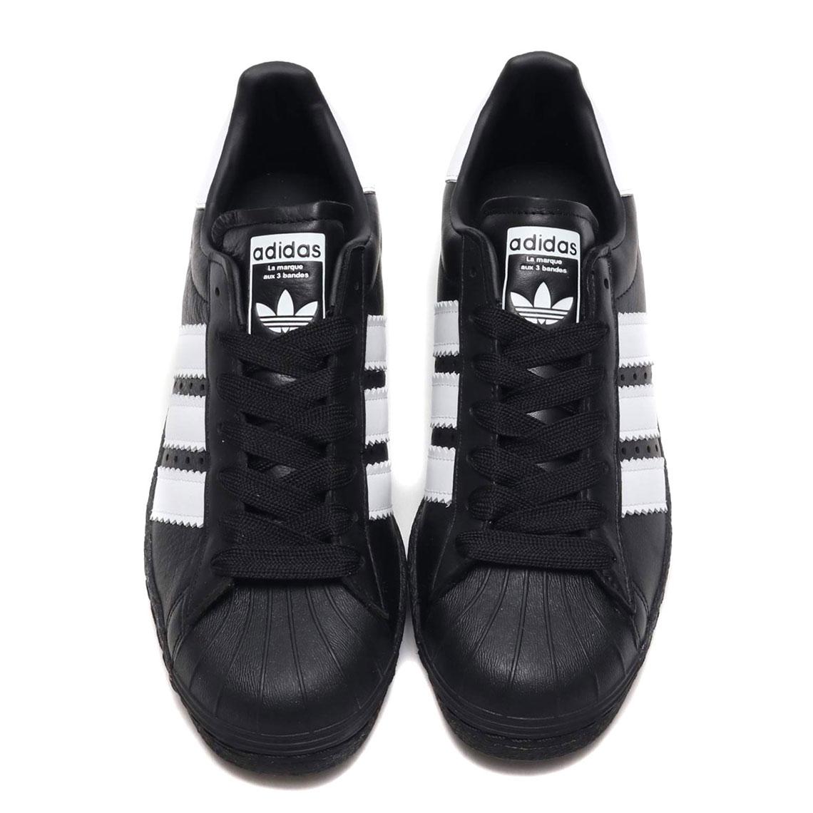 Adidas Superstar 80s Core BlackFootwear White BD7363