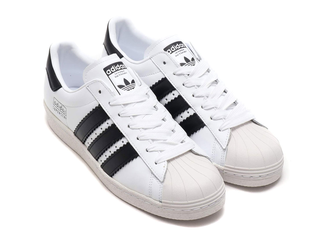 adidas Superstar 80s CG6496 + BD7363 Release Info
