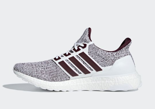 adidas To Release An Ultra Boost 4.0 With Texas A&M Colors