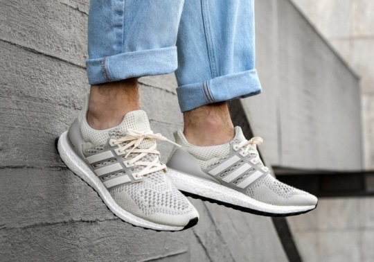 "Where To Buy The adidas Ultra Boost ""Cream"""