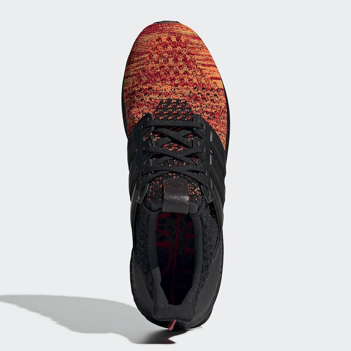 new arrival 2f8d2 5d354 adidas Game Of Thrones Ultra Boost Targaryen EE3709  Sneaker