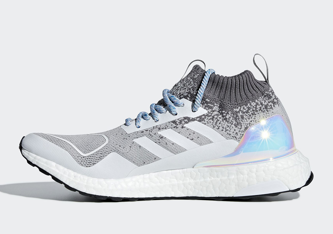 53f980364 The adidas Ultra Boost Mid Adds Lenticular Heels On This Wintry ...