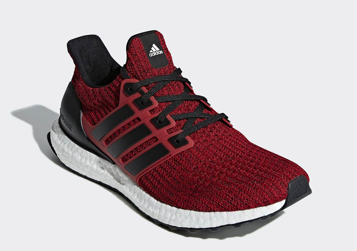aecfb479dbbaa adidas Ultra Boost 4.0 Red + Black Release Date