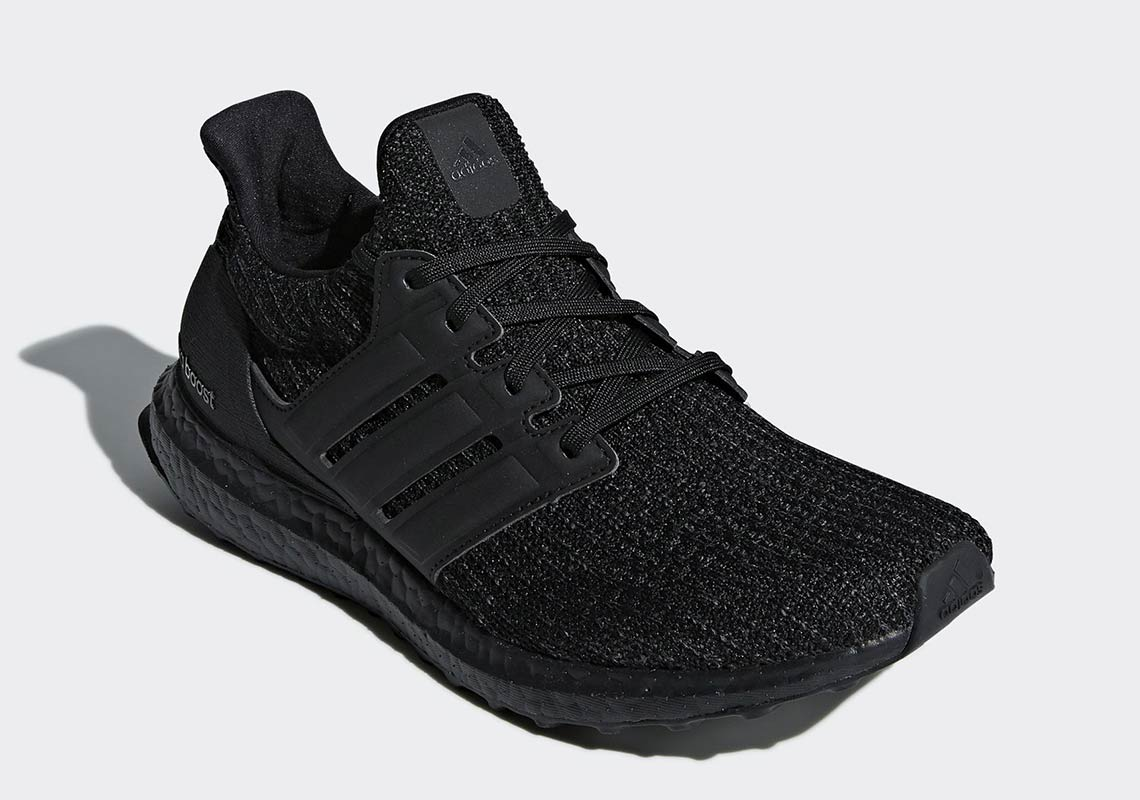 online store a12a5 24e42 adidas Ultra Boost All Black Release Date | SneakerNews.com