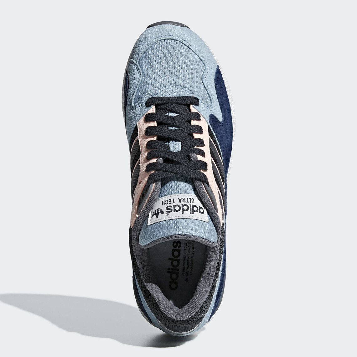 ef71dd0d0 The adidas Ultra Tech Arrives In Blue And Rose