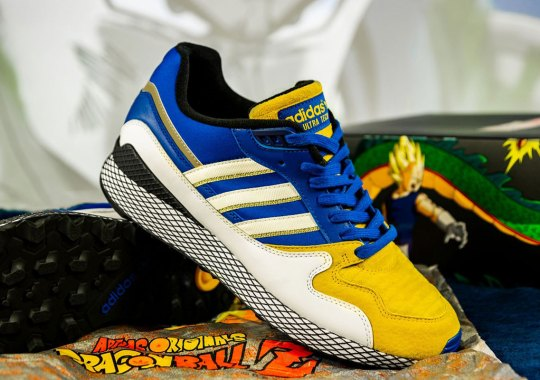 Where To Buy Vegeta's adidas Dragon Ball Z Ultra Tech