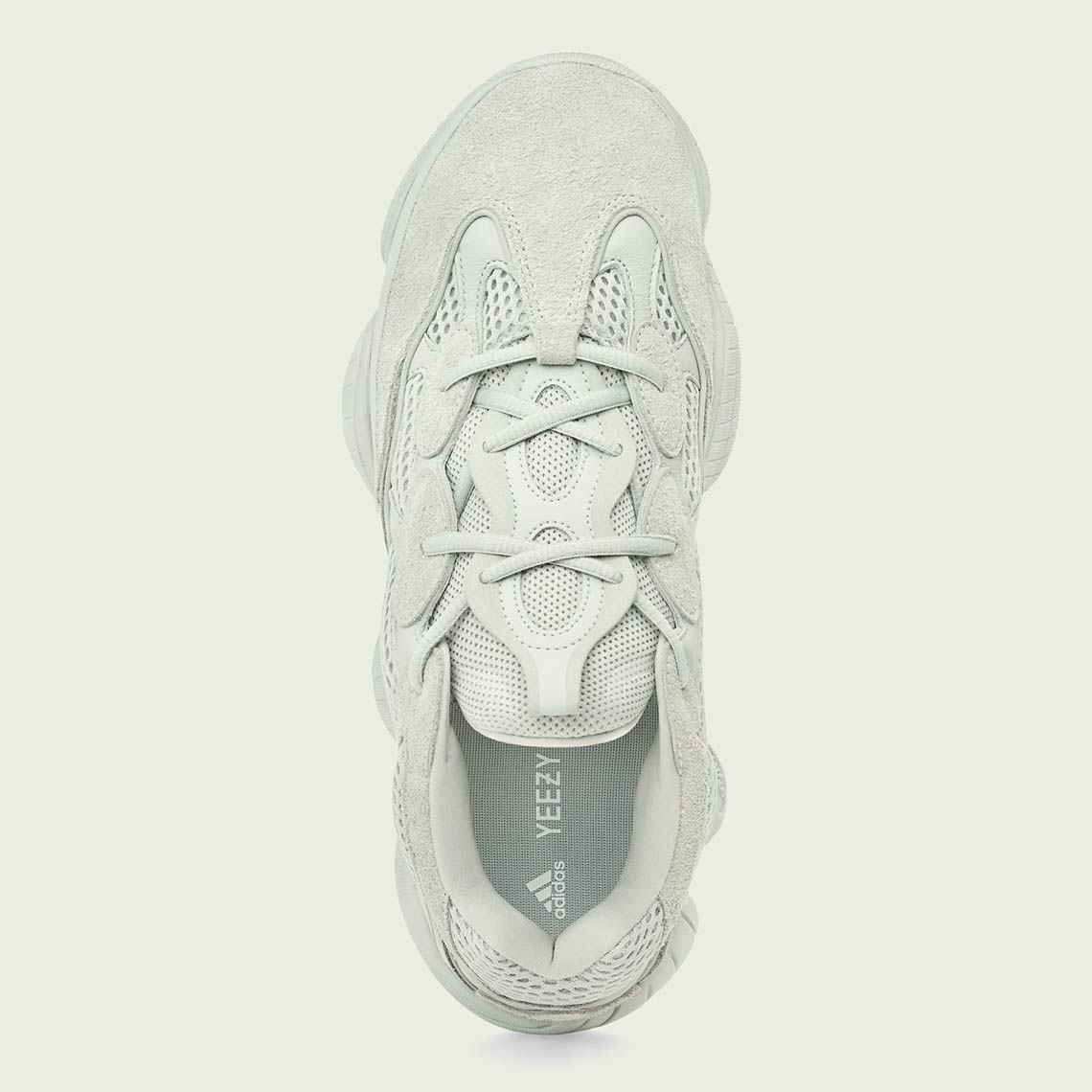 the best attitude 2de85 11f5e adidas Yeezy 500 Salt EE7287 Where To Buy   SneakerNews.com