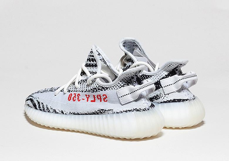 adidas Yeezy 350 Zebra US Release Date |