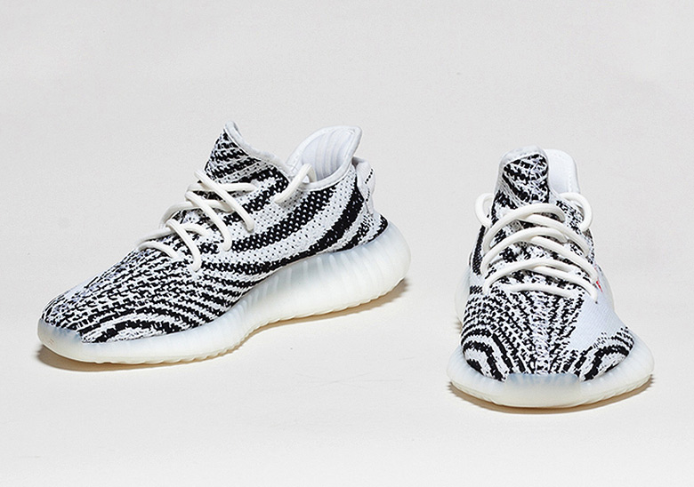 finest selection 541bd c5950 adidas Yeezy 350 Zebra - US Release Date | SneakerNews.com