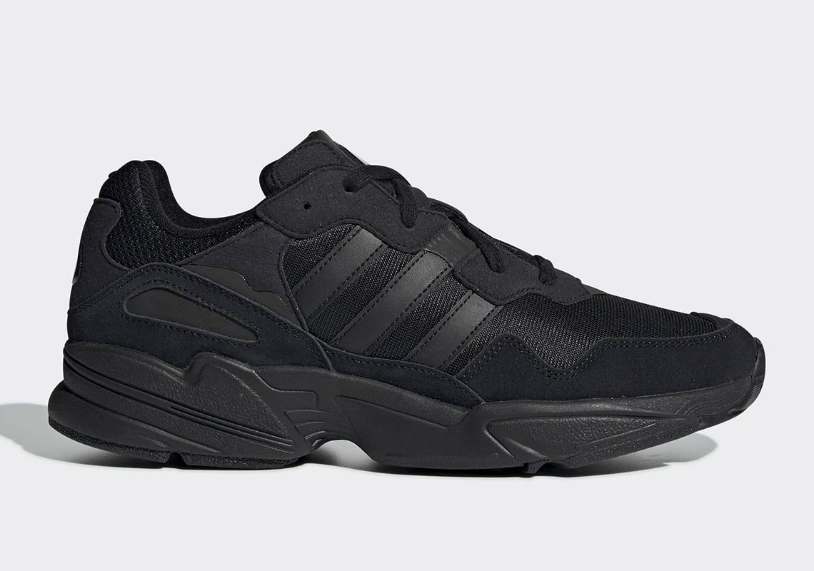 low priced 53cd1 82e49 The adidas Yung 96 Is Arriving Soon In Triple Black