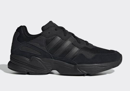 The adidas Yung 96 Is Arriving Soon In Triple Black