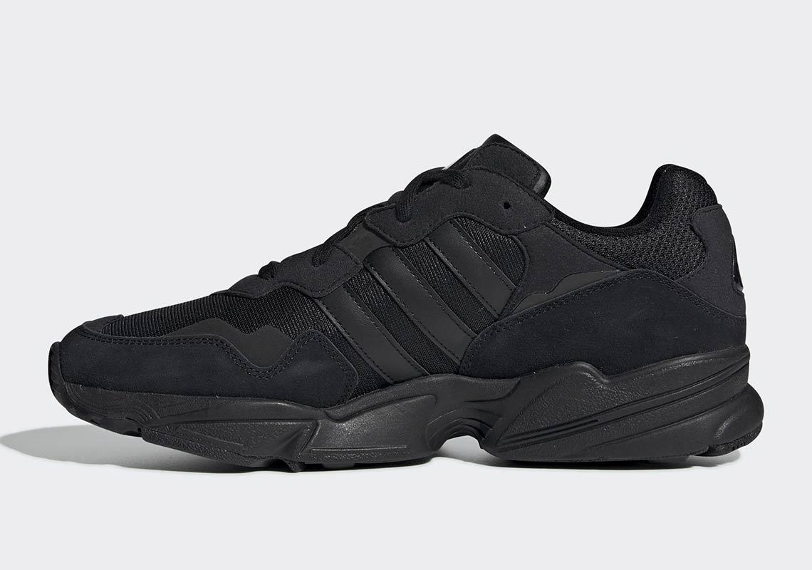 adidas yung 96 all black