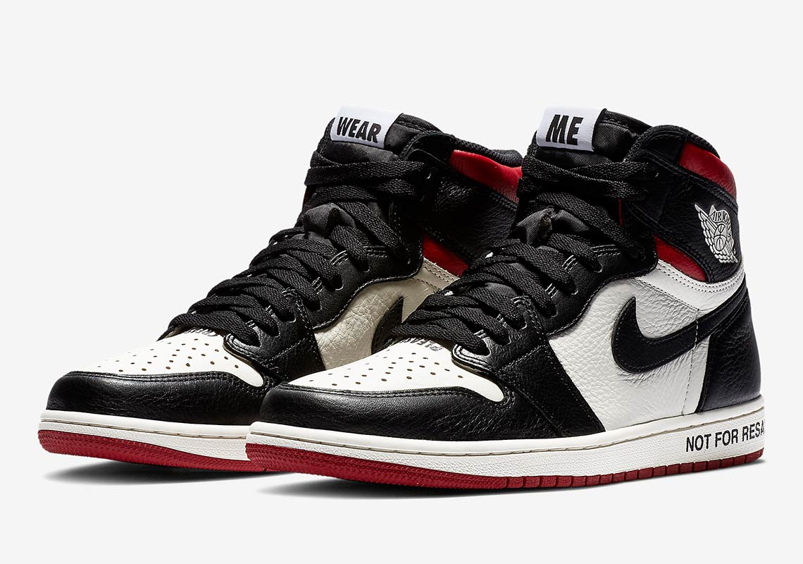 8145d675c55f Jordan 1 Not For Resale Red Buying Guide
