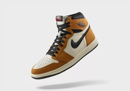 """Where To Buy The Air Jordan 1 """"Rookie Of The Year"""""""