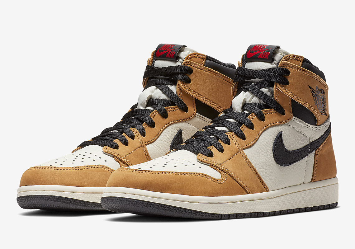 "Where To Buy The Air Jordan 1 ""Rookie Of The Year"" 0a245df64"