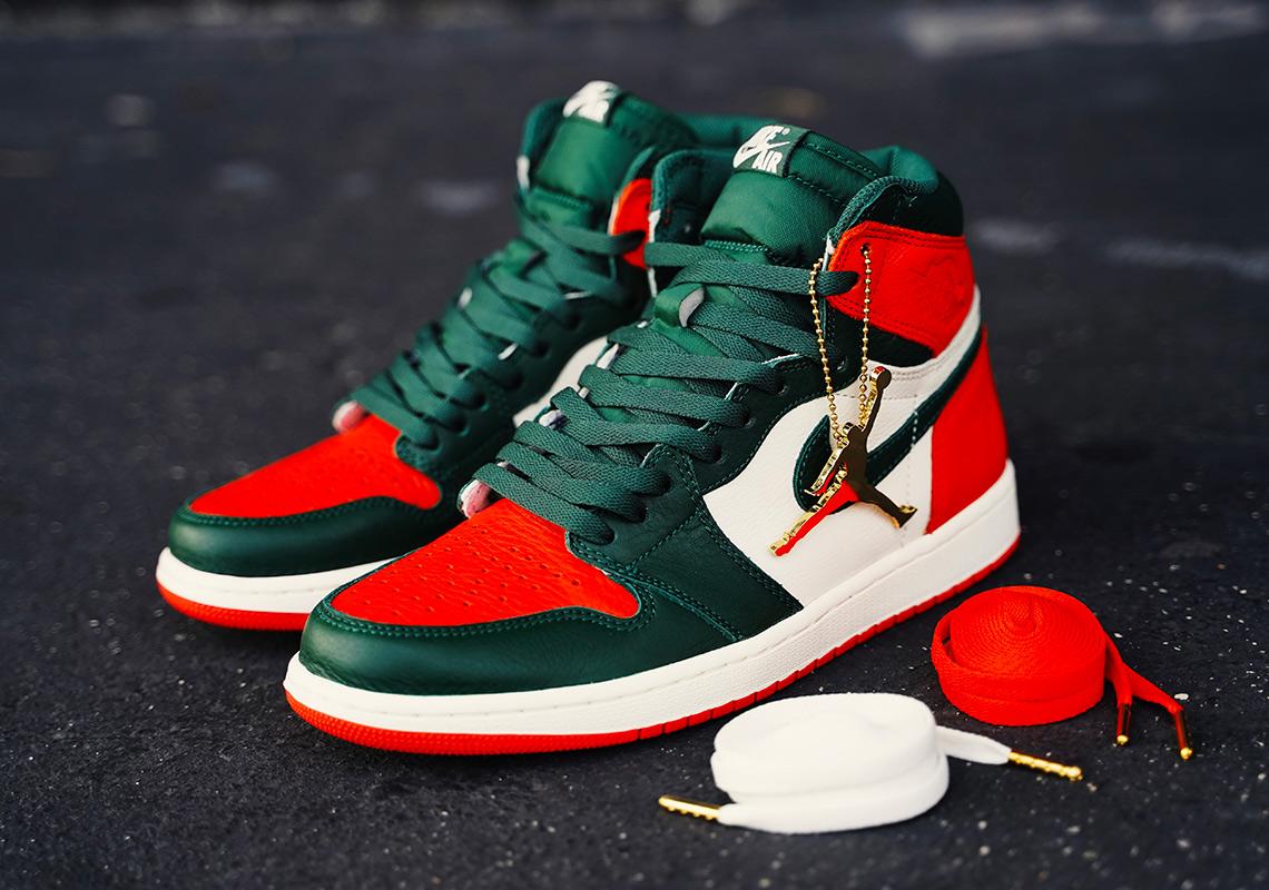 on sale 32dd2 88e31 SoleFly Air Jordan 1 Miami Art Basel - Official Photos   SneakerNews.com