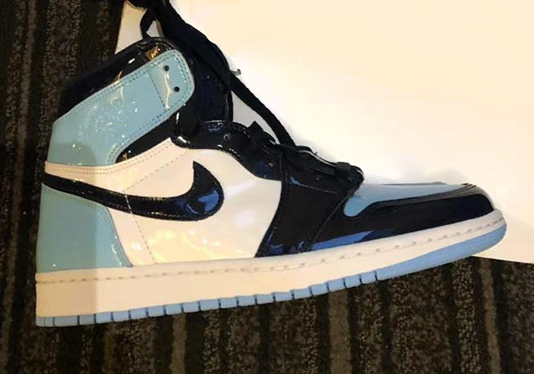 Air Jordan 1 UNC Patent Leather Release Info |