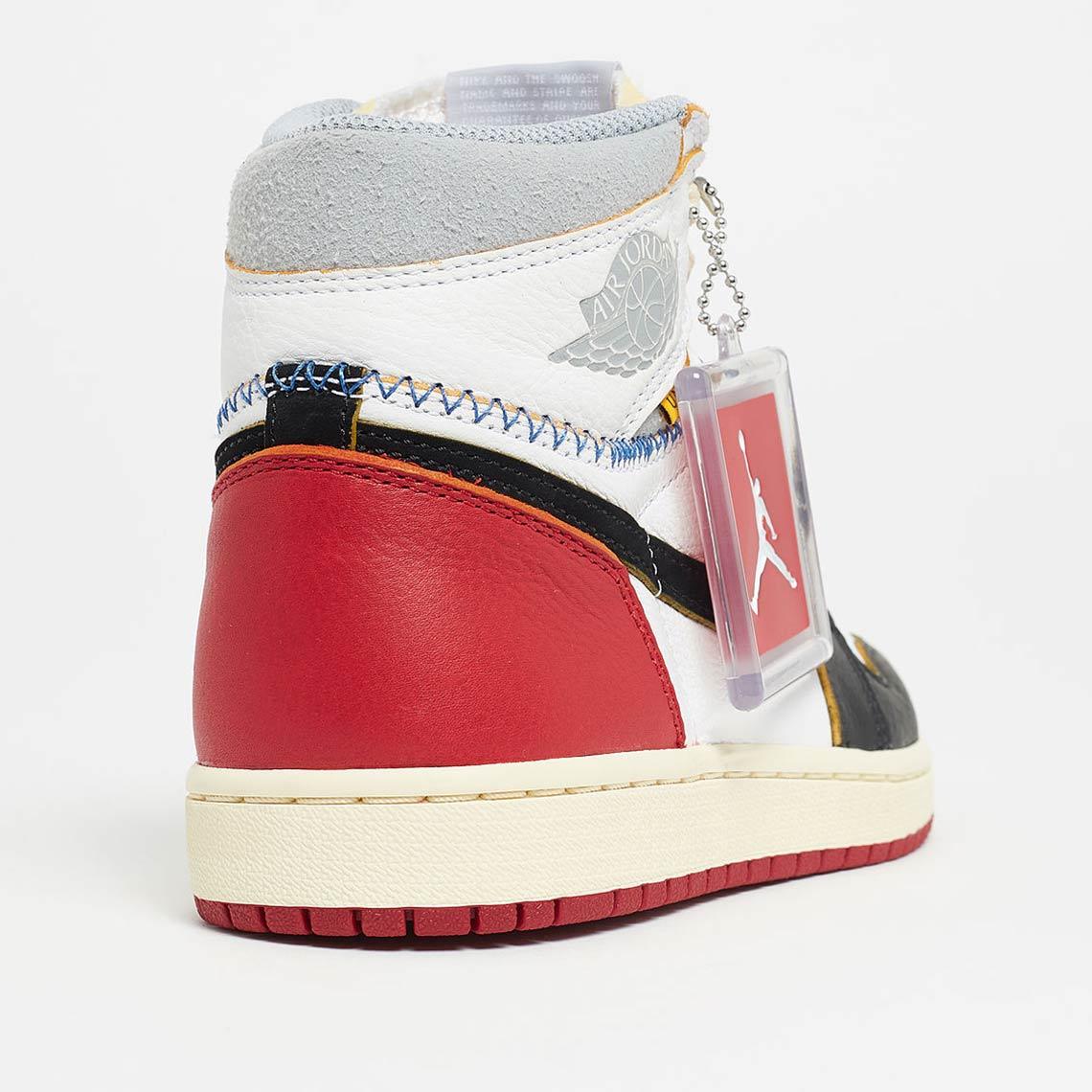 d25b9b76e9e Jordan 1 Union GS BV1300-106 Release Date | SneakerNews.com