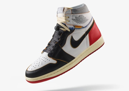 How To Buy The Union x Air Jordan 1 On SNKRS