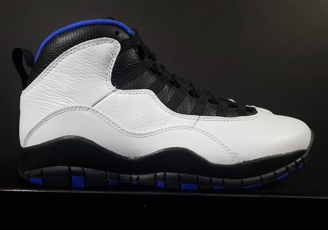 "ceefbcda7ba2b2 The Air Jordan 10 ""Orlando"" From The Famed City Series Is Finally Returning"