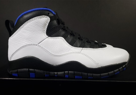 "The Air Jordan 10 ""Orlando"" From The Famed City Series Is Finally Returning"