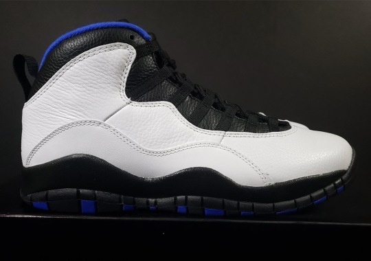 "7ff26772810 The Air Jordan 10 ""Orlando"" From The Famed City Series Is Finally Returning"